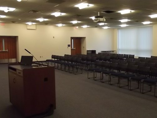 Multipurpose Room (corner view)