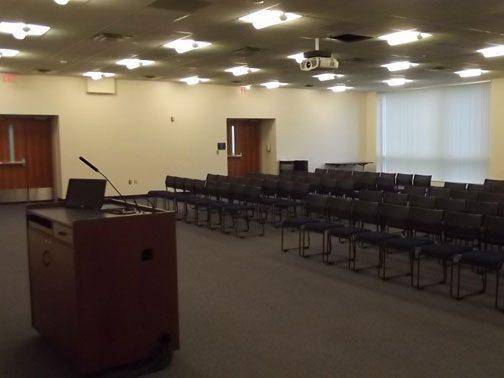 Multipurpose Room (corner view)