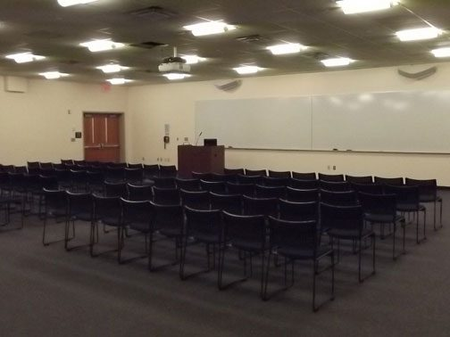 Multipurpose Room (rear view)